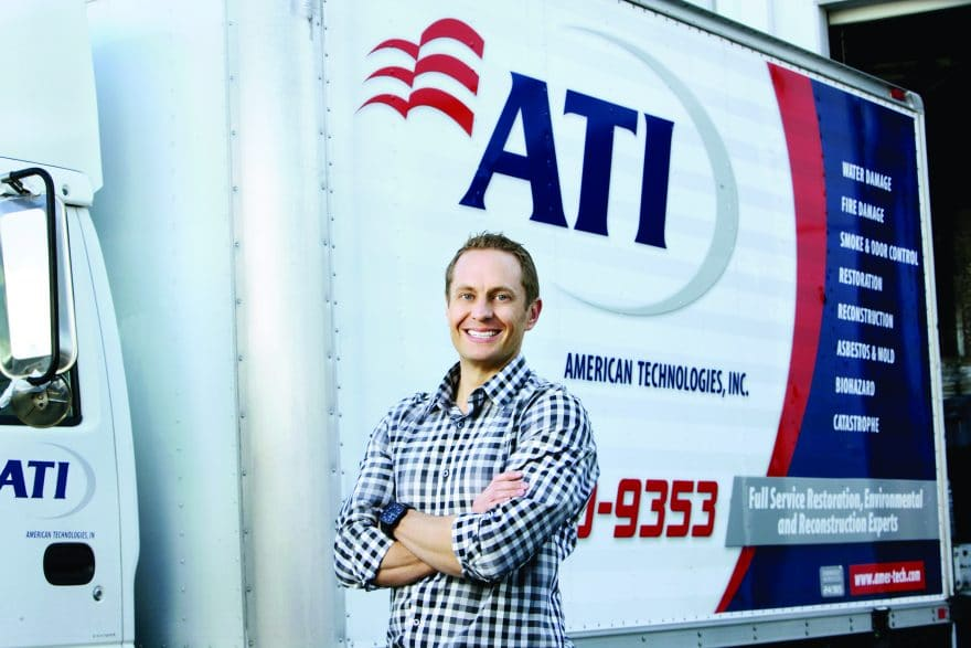 Kevin Casenhiser – American Technologies Inc.