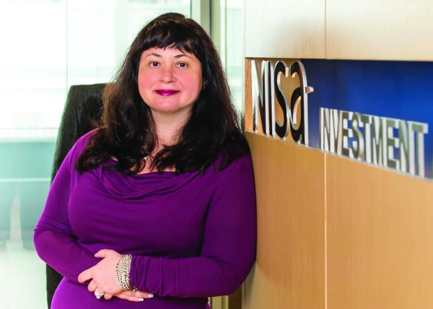 Bella Sanevich, NISA Investment Advisors LLC