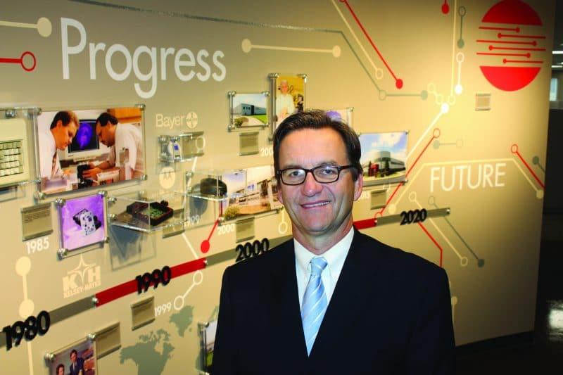 John Kahle, Kimball Electronics