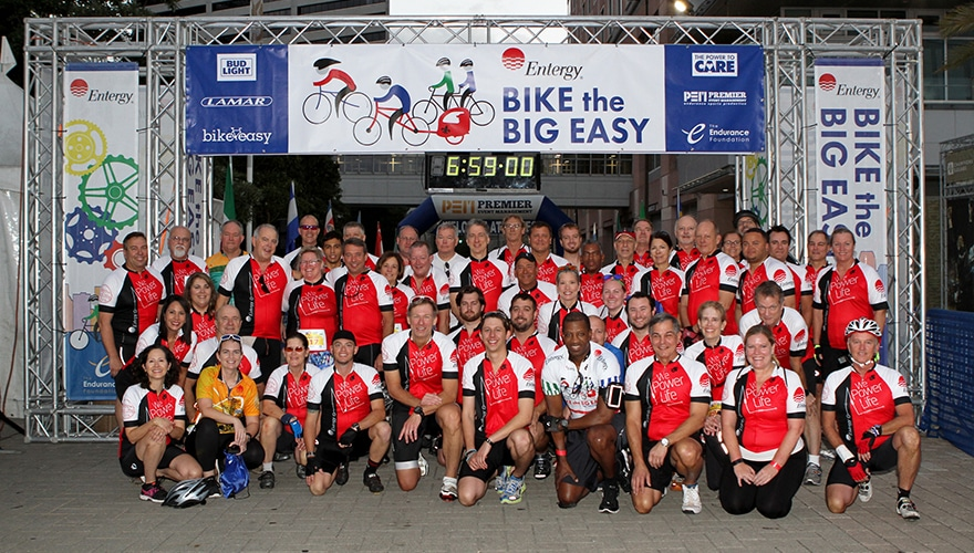 Bike The Big Easy 2016 Entergy Marcus Brown Vanguard Law Magazine