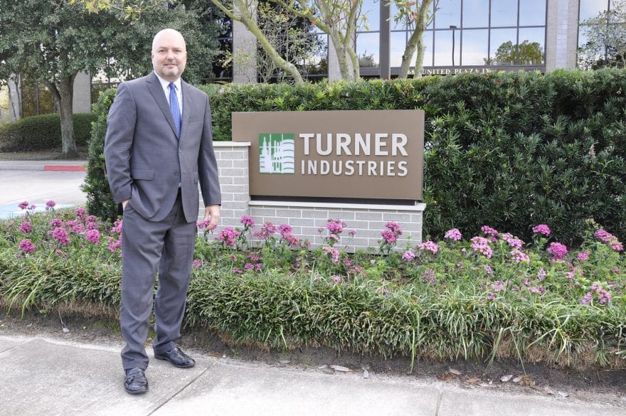 John Fenner – Turner Industries