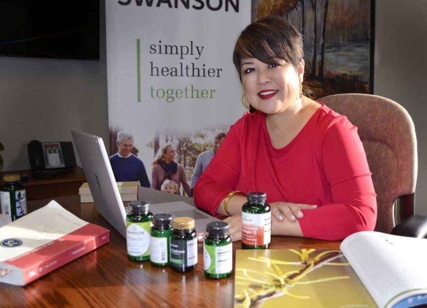 Patricia Kim - Swanson