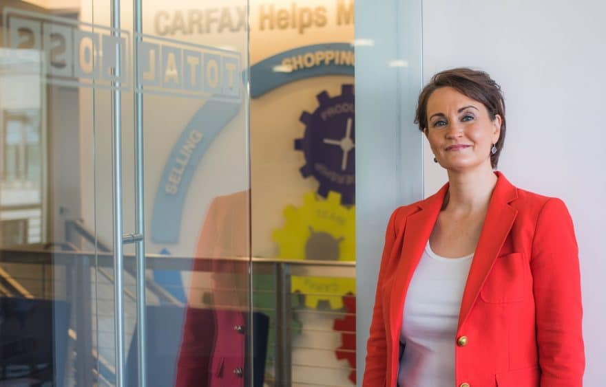 Julie Ortmeier - CARFAX Inc.