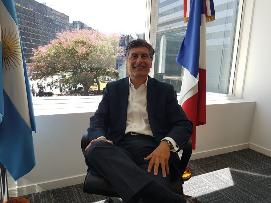H. Daniel Alvarez – Bureau Veritas