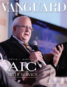 AIC Title Service Vanguard Law Magazine
