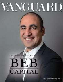 BEB Capital Vanguard Law Magazine