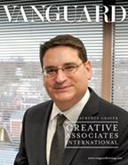 Creative Associates International Vanguard Law Magazine