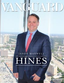Hines Vanguard Law Magazine