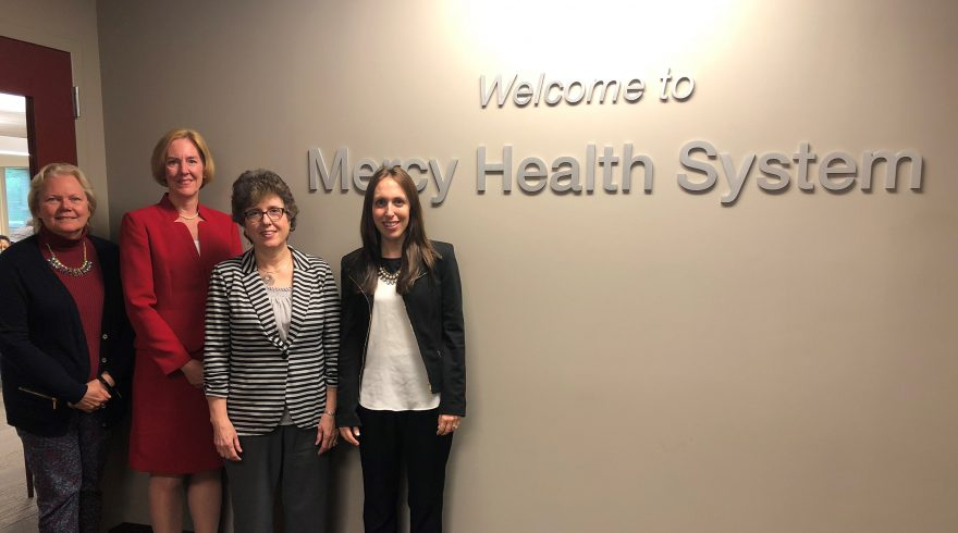 Cathy Mikus – Mercy Health System + St. Mary Medical Center