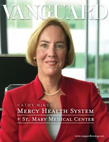 Mercy Health System Vanguard Law Magazine