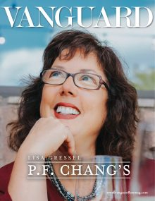 PF Chang's Vanguard Law Magazine