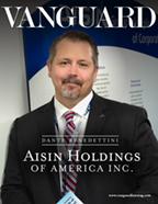 Aisin Vanguard Law Magazine