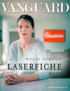 Laserfiche Vanguard Law Magazine