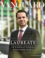 Laureate International Universities Vanguard Law Magazine