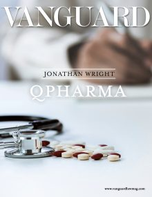 QPharma Vanguard Law Magazine