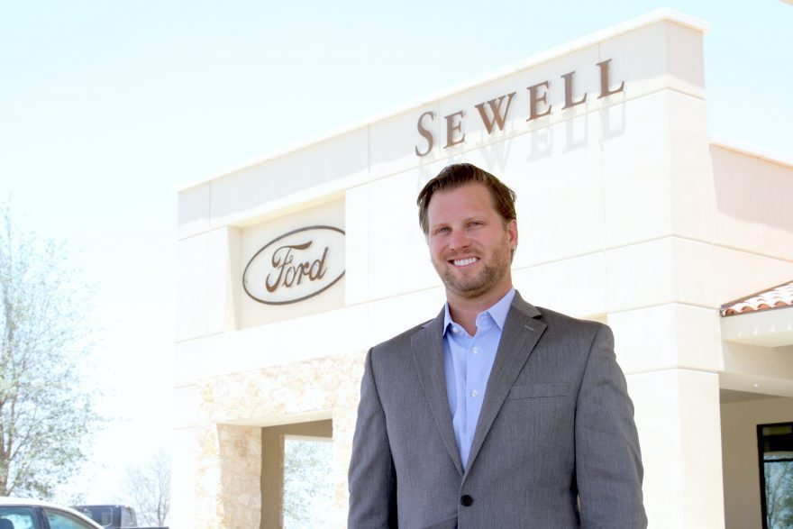 Jay Cain—The Sewell Family of Companies Inc. Vanguard Law Magazine
