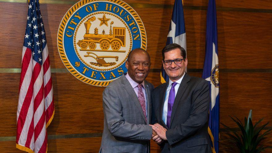 James Cargas – City of Houston Vanguard Law Magazine
