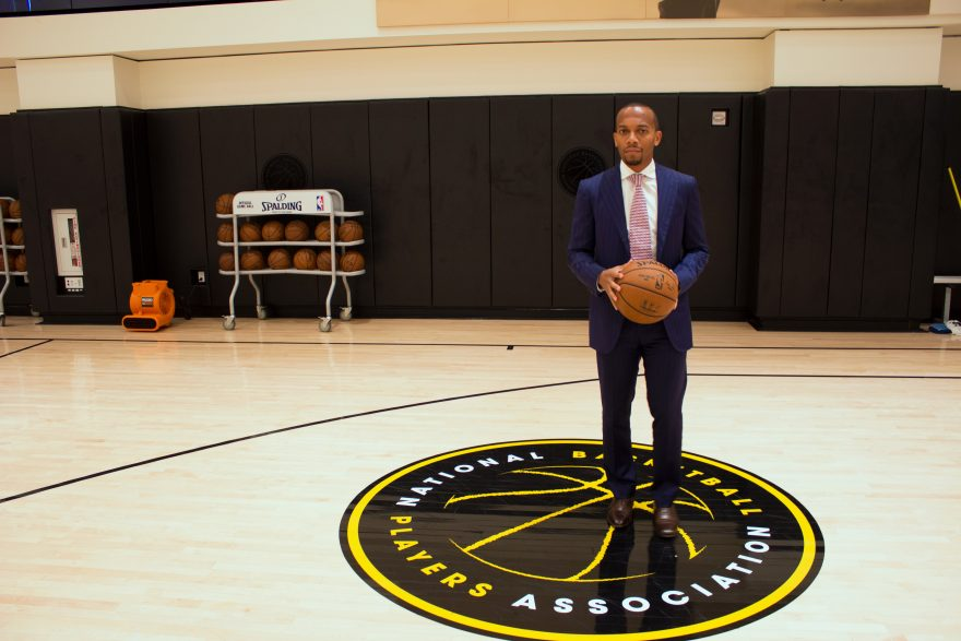 David Foster – National Basketball Players Association Vanguard Law Magazine