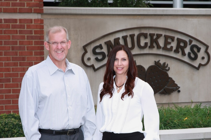 Jeannette Knudsen and Adam Ekonomon – The J.M. Smucker Company Vanguard Law Magazine