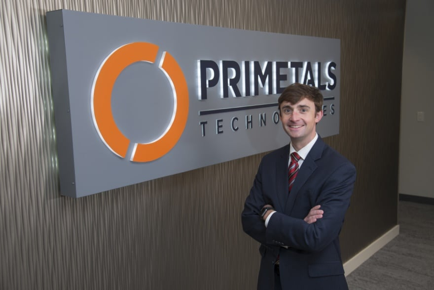 Joshua Johnson – Primetals Technologies Vanguard Law Magazine