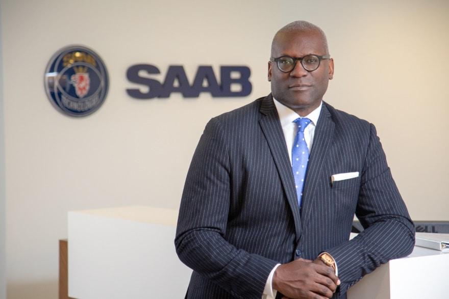 Marc Nichols – Saab Defense and Security Vanguard Law Magazine