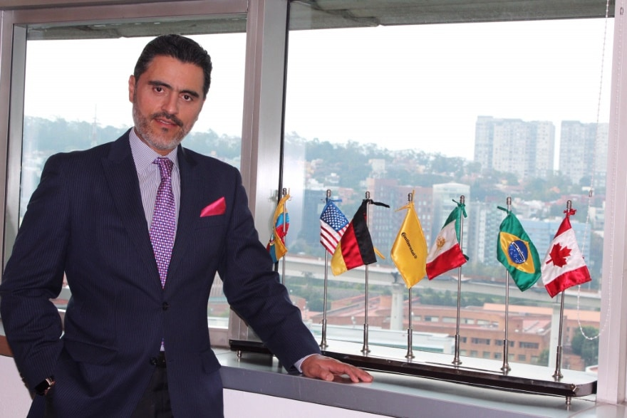 Luis Enriquez de Rivera Morales – Continental Mexico Vanguard Law Magazine