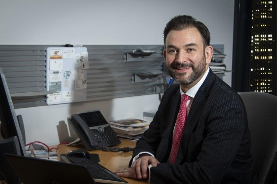 Juan Pablo Malfavon Vanguard Law Magazine