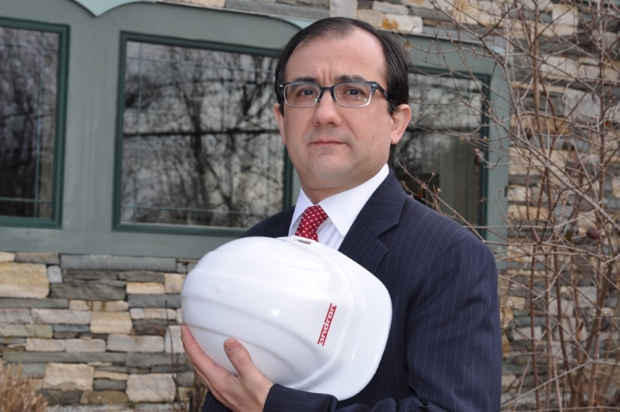 George Melo – Andron Construction Corp Vanguard Law Magazine