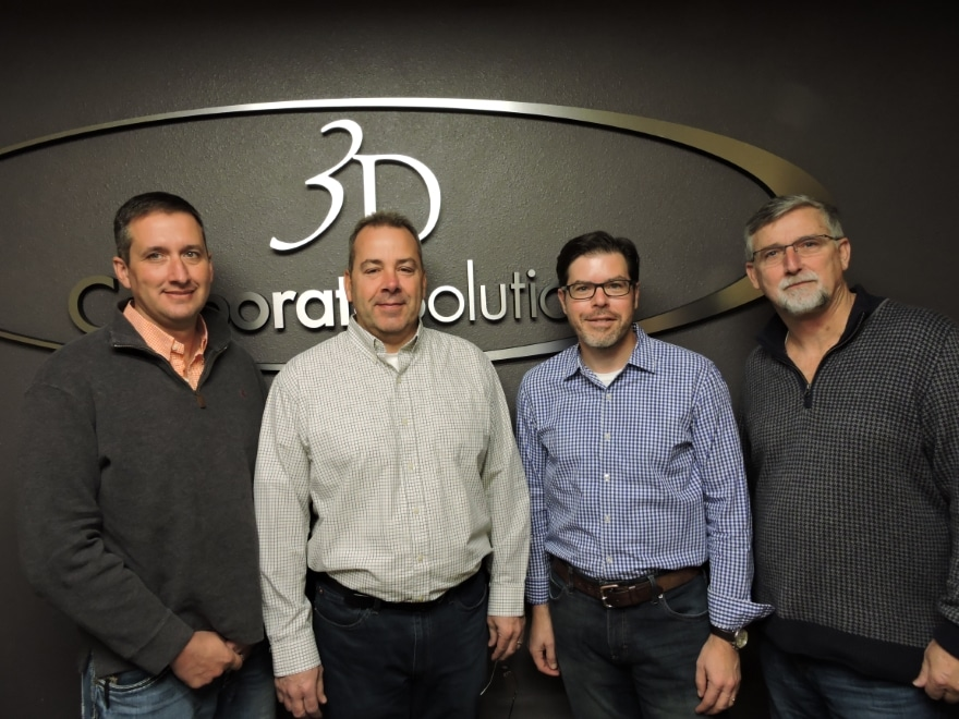 Brad Riley – 3D Corporate Solutions Vanguard Law Magazine