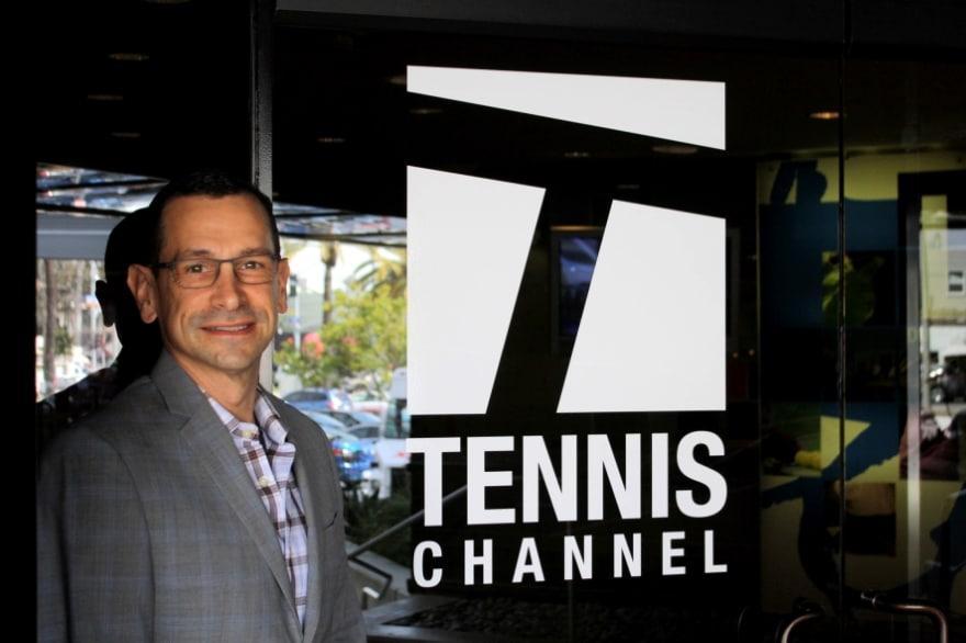 Peter Steckelman – Tennis Channel Vanguard Law Magazine