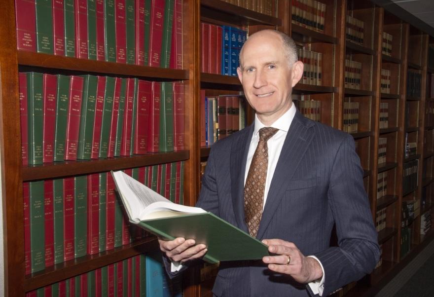 Randy Noe – Norfolk Southern Vanguard Law Magazine