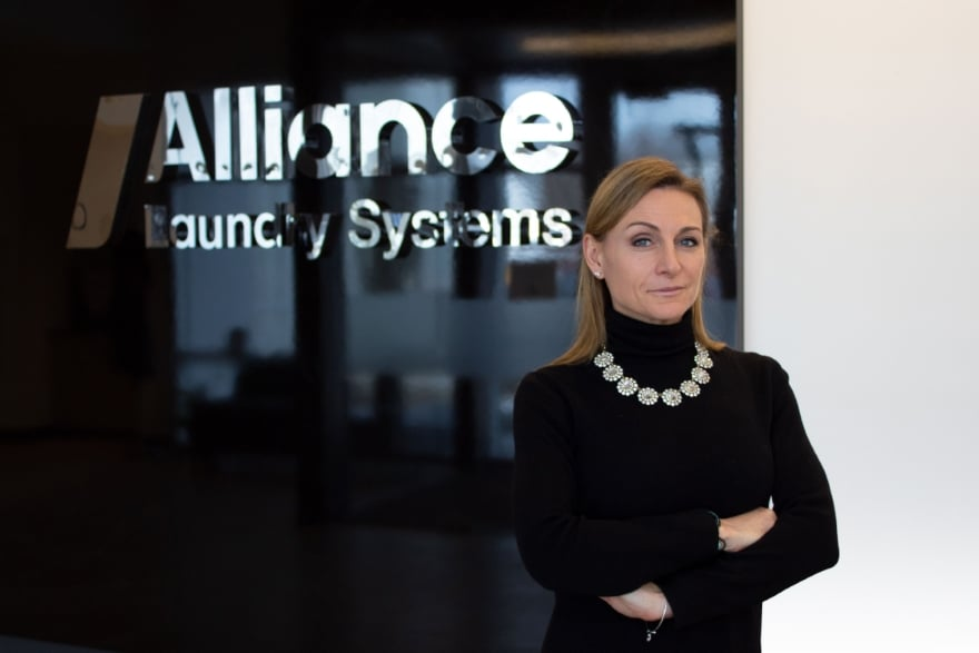 Connie Geoghan – Alliance Laundry Systems LLC Vanguard Law Magazine