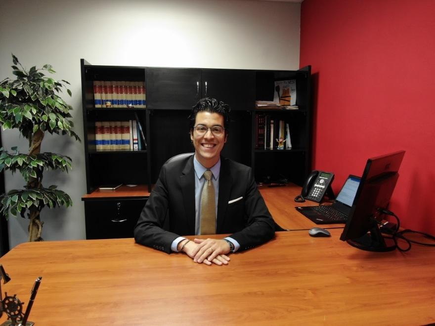Mario Ayala Claros – Energia del Pacifico Vanguard Law Magazine
