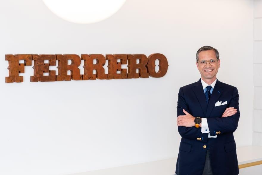 Juan Blanco Dávila – Ferrero Vanguard Law Magazine