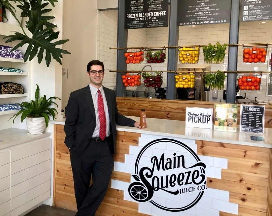Michael C. Canseco – Main Squeeze Juice Company Vanguard Law Magazine