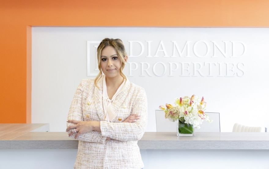 Fatima Arash – Diamond Properties Vanguard Law Magazine