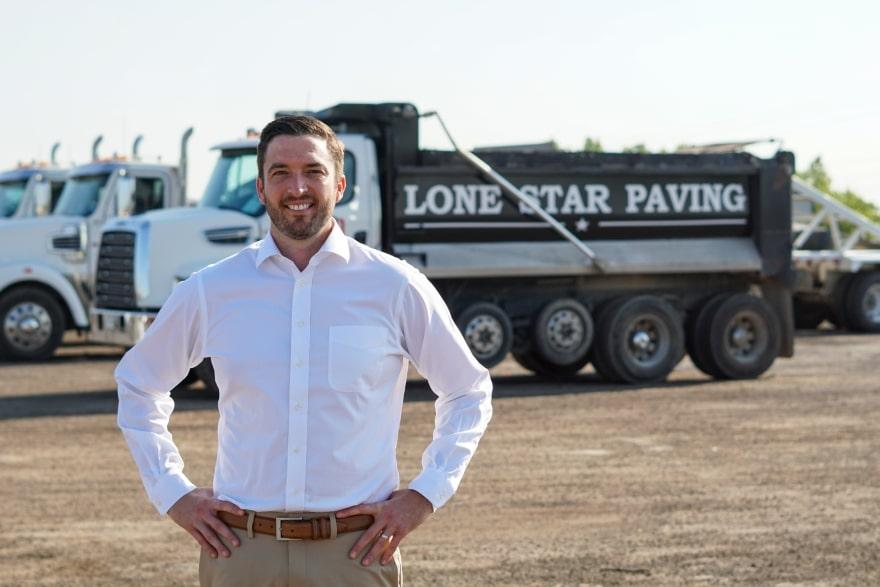 Josh Condon – Lone Star Paving Vanguard Law Magazine