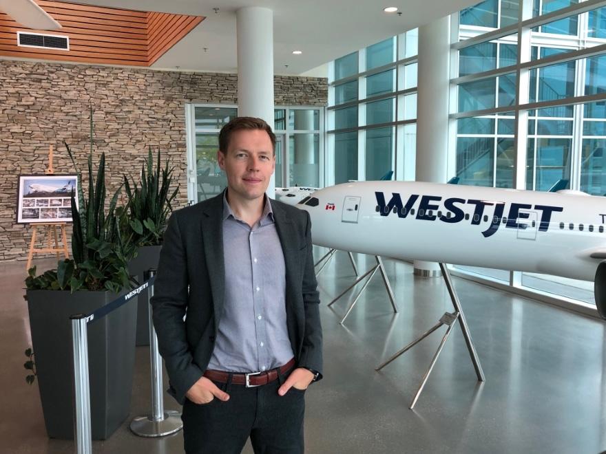 Rob McCulloch – WestJet Vanguard Law Magazine