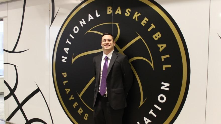 Kirk Berger – National Basketball Players Association Vanguard Law Magazine