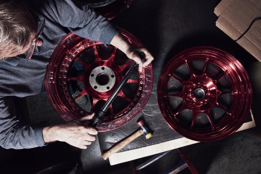 Edward Burns – Wheel Pros Vanguard Law Magazine