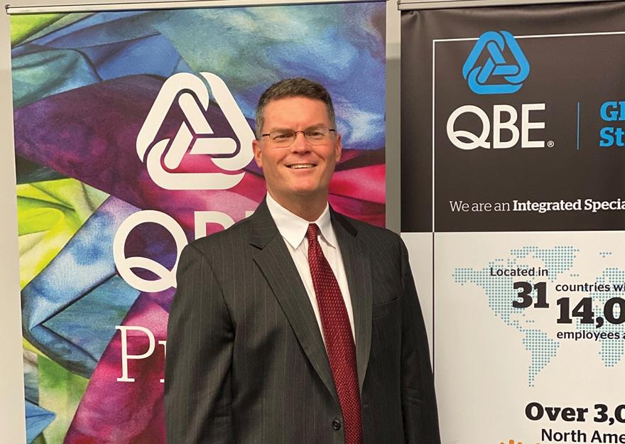 Brendan Malley – QBE North America