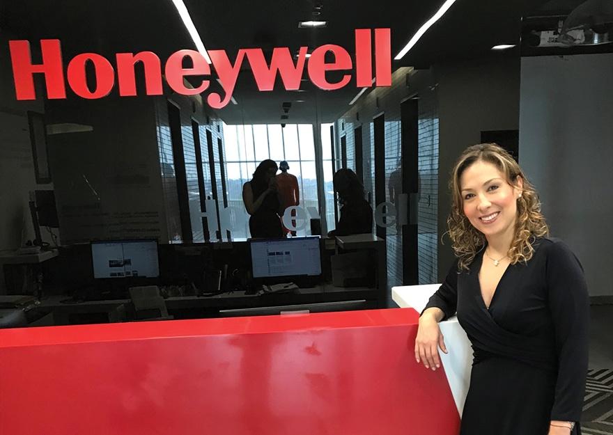 Tanya Quiñonez – Honeywell Building Technologies