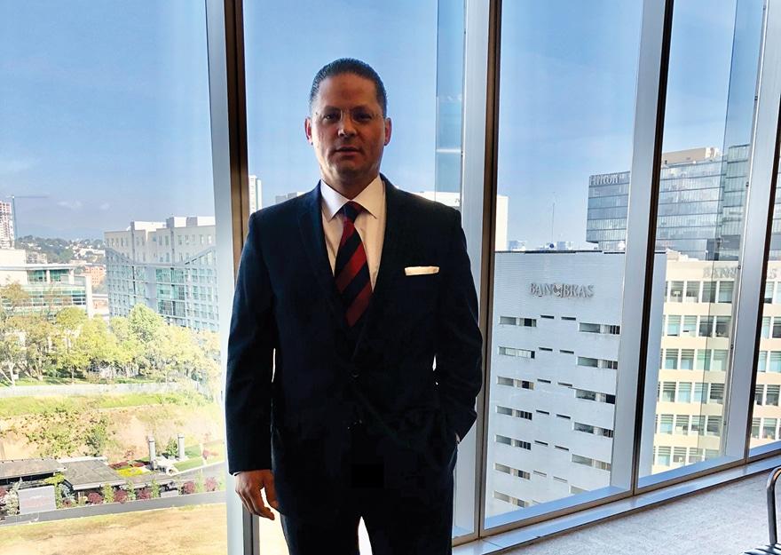 Javier Gomez Aguilar – Grupo México