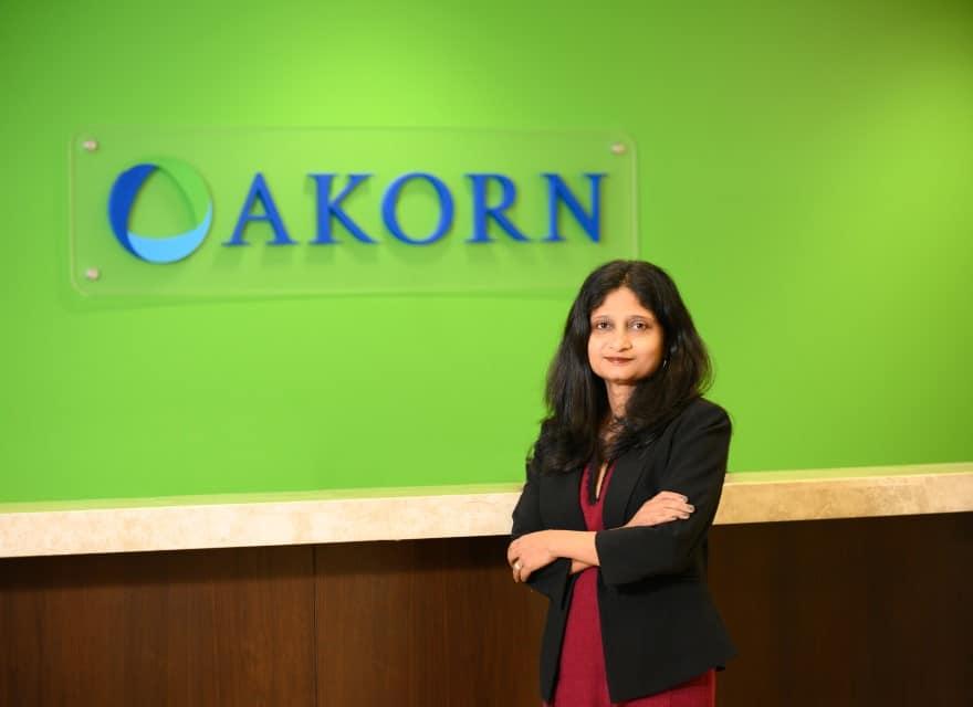 Rekha Hanu – Akorn Inc.