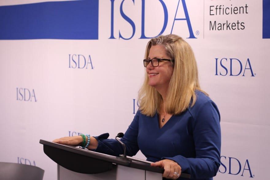 Katherine Tew Darras - ISDA