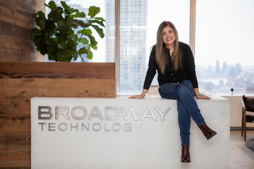 Claudia Cantarella – Broadway Technology