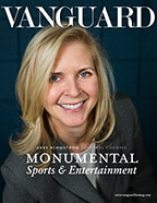 Abby Blomstrom - Monumental Sports & Entertainment
