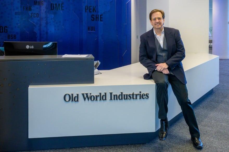 Richard Stevens – Old World Industries LLC