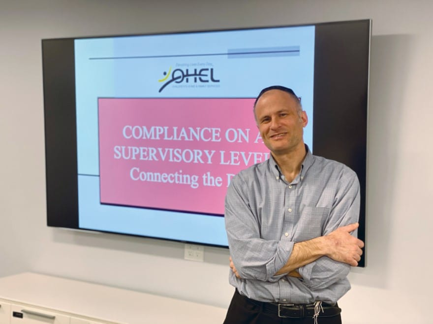 Adam Lancer — OHEL Children's Home and Family Services