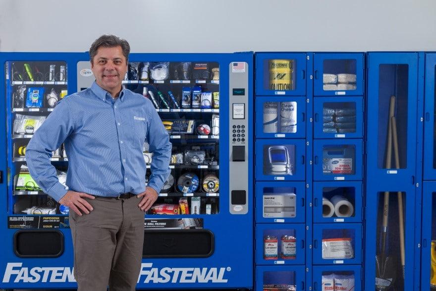 John Milek – Fastenal Co.
